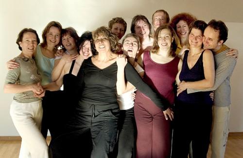 MCA mit Biodanza Ausbildungsgruppe