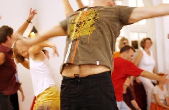 Biodanza Dancer in Proitze