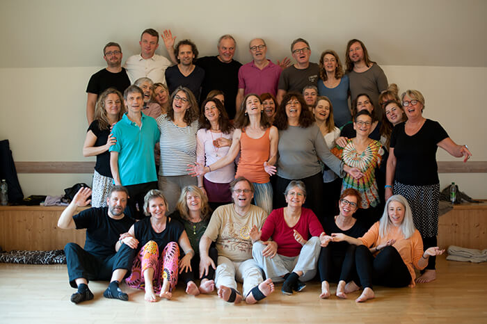 Biodanza Silvester Dance Retreat 2018