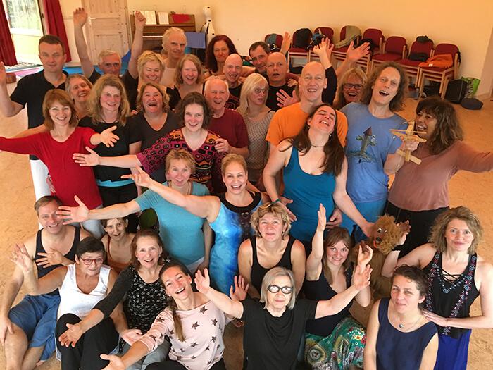 Silvester Dance Retreat 2017/18
