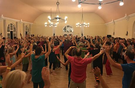 Biodanza Silvester Dance Retreat PuraVida