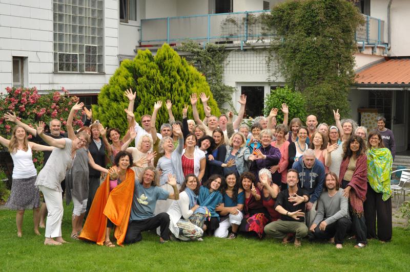 Biodanza Fortbildung for Facilitators 2016