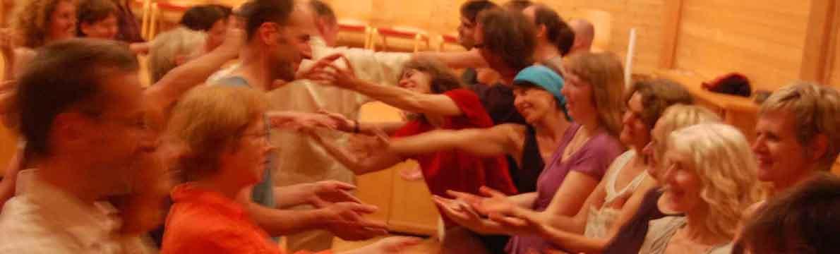 Dance of 4 Animals – Archetype of Angel in Biodanza